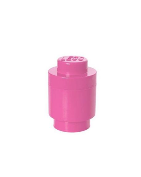 STORAGE BOX - LEGO - 1 stud / Pink