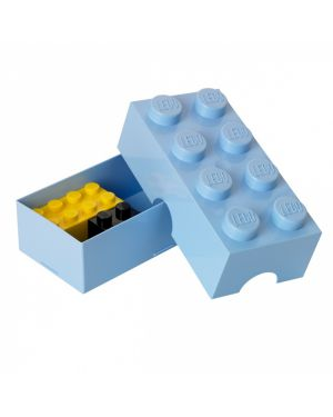 LEGO - LUNCH BOX - Light blue