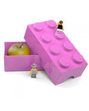 LEGO-BOITE A SANDWICH / Rose
