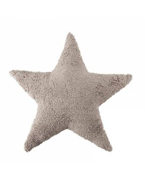 LORENA CANALS - Cushion star Nude - Washable