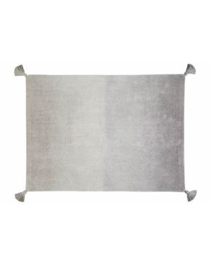 LORENA CANALS - TAPIS Degrade Dark Grey-Grey - 120 x 160 cm