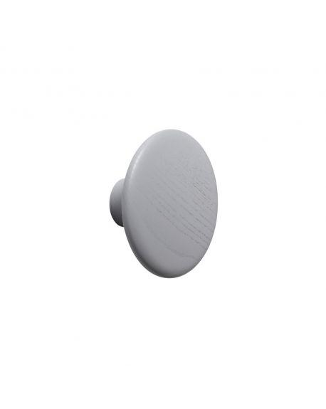 MUUTO -THE DOTS Wall hook Medium Light Grey