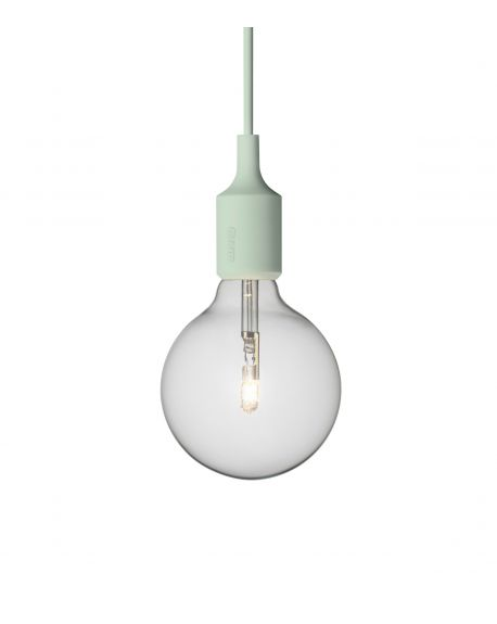 Muuto e27 design lamp contemporary lights for kids bedroom muuto e27 pendant light dusty green aloadofball Choice Image