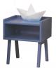 MATHY BY BOLS - Table de chevet Madavin Bleu Atlantic