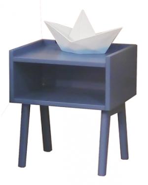 MATHY BY BOLS - Madavin Bedside Table Atlantic Blue