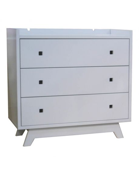 MATHY BY BOLS - Commode Madavin Gris perle