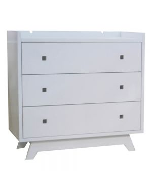 MATHY BY BOLS - Madavin Drawers White