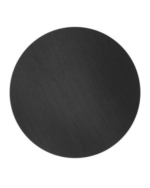 FERM LIVING - Couvercle pour panier Wire Noir 60 cm - Grand