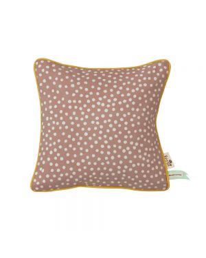 Ferm LIVING - DOTS Cushion - Pink