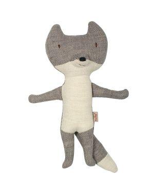 MAILEG - Mini fox grey