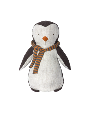 MAILEG - Pingouin garçon écharpe rayée