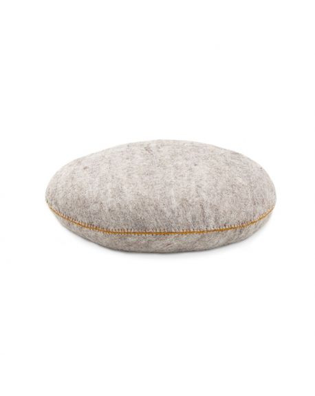 MUSKHANE - Smarties Cushion Light Stone