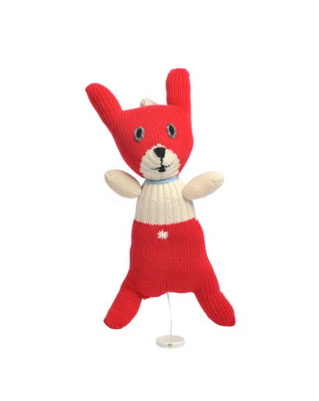 ANNE-CLAIRE PETIT - Petit lapin boite à musique