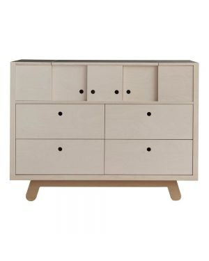 KUTIKAI - Chest of drawers - White