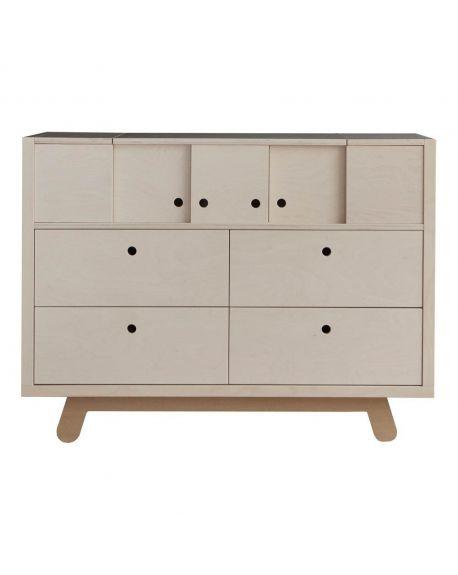 KUTIKAI - Chest of drawers - White