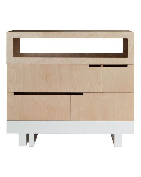 KUTIKAI - Chest of Drawers - Roof Collection - 100x50cm
