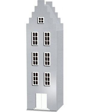 KAST VAN EEN HUIS - AMSTERDAM FINITION ESCALIER armoire design - H 198 x P 55 x L 55 cm