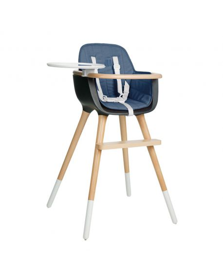 MICUNA - OVO Cushion for High Chair - Blue