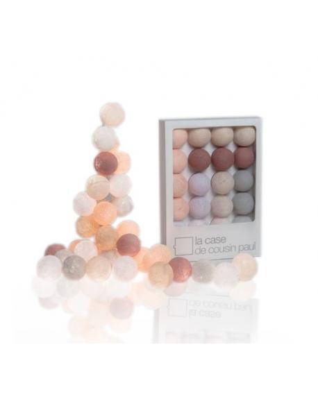 CASE DE COUSIN PAUL-ALTIPLANO Fancy Light/Pink powder & grey