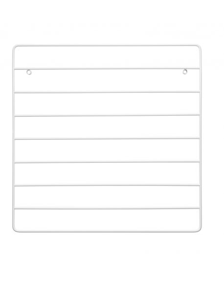 STRING - Grid for wall - Organizer - White