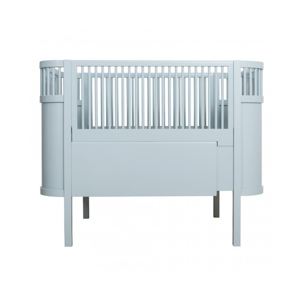 100 oeuf sparrow toddler bed conversion kit manhattan cot t