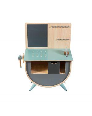 SEBRA-Etabli de bricolage Bleu