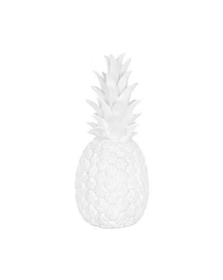 Goodnight Light - Lampe ananas blanche