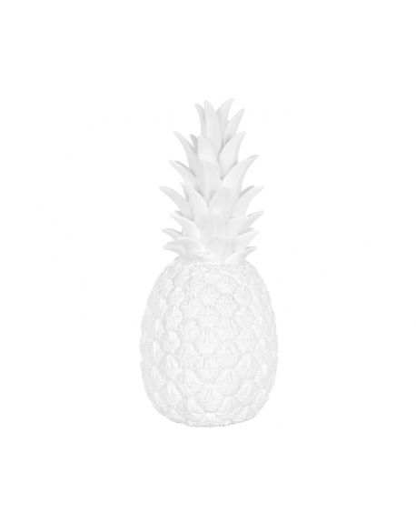 Goodnight Light - White Pineapple Lamp