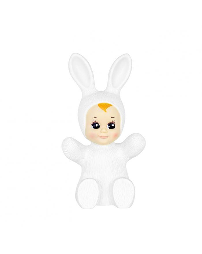 Goodnight Light - Bunny Baby - white - Kids Love Design