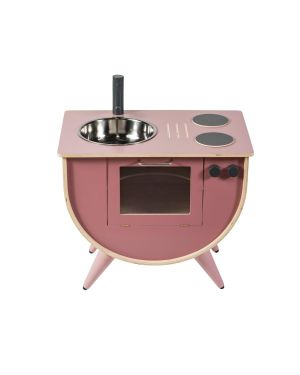 SEBRA - Play kitchen - vintage rose