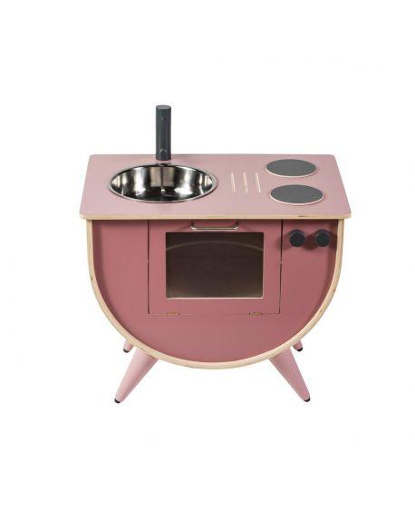 SEBRA - Play kitchen - vintage rose