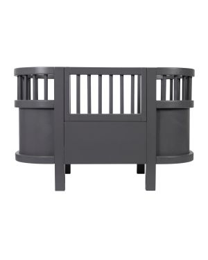 SEBRA - Dolls Bed - Grey