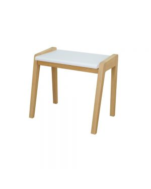 Jungle by jungle - Tabouret junior - Blanc