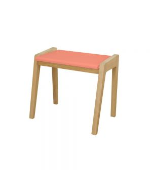 Jungle by jungle - Tabouret junior - Rose rétro
