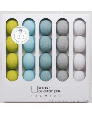 CASE DE COUSIN PAUL Guirlande Premium lumineuse / Otis