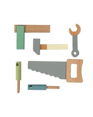 SEBRA - Wooden tool set