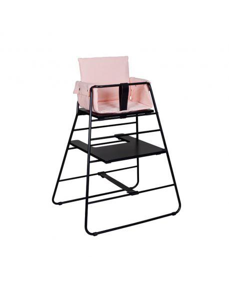 BUDTZBENDIX - Coussin pour chaise haute Tower Chair - Rose Pêche