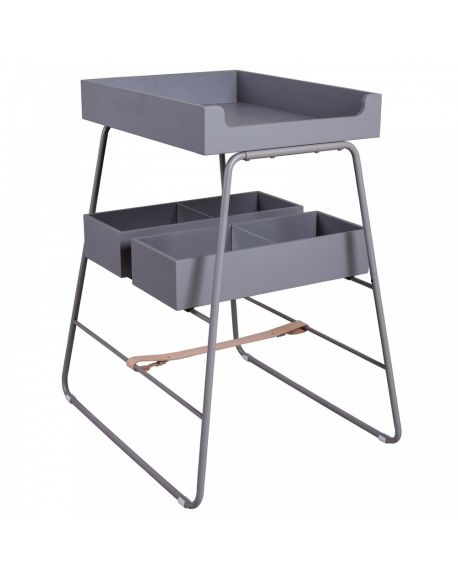 BUDTZBENDIX - Changing Table - Grey