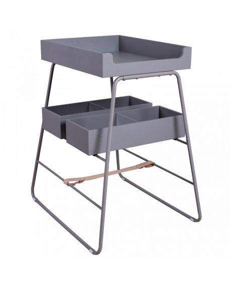 BUDTZBENDIX - Table à langer – Gris