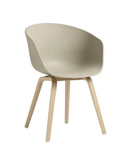 HAY- AAC22 ABOUT A CHAIR - Design chair - Pastel green