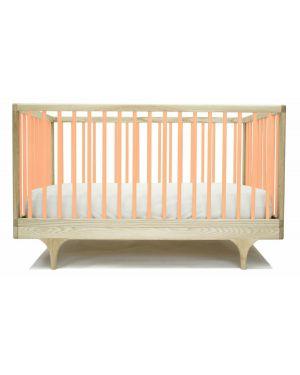 KALON STUDIOS - CARAVAN couleur, lit bébé évolutif design - Rose