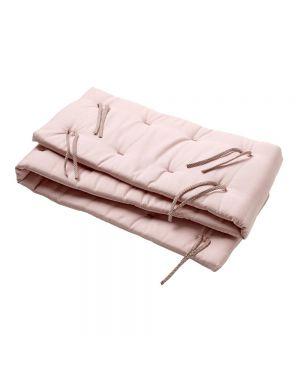 LEANDER - Tour de lit bébé Linea - Rose pâle