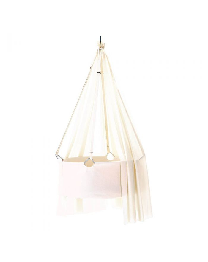 leander berceau suspendu fixation plafond. Black Bedroom Furniture Sets. Home Design Ideas