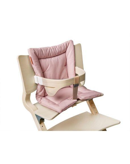 LEANDER-Coussin pour chaise haute - Rose pâle