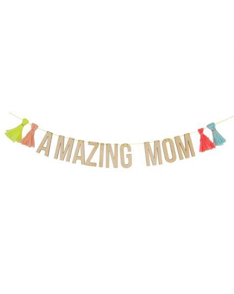 """Meri Meri - Guirlande """"Amazing mum"""""""