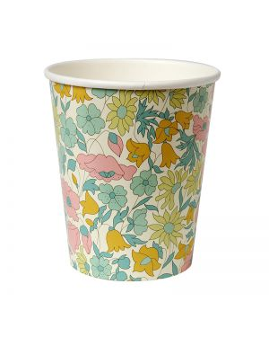 Meri Meri - Liberty Poppy & Daisy Party Cup