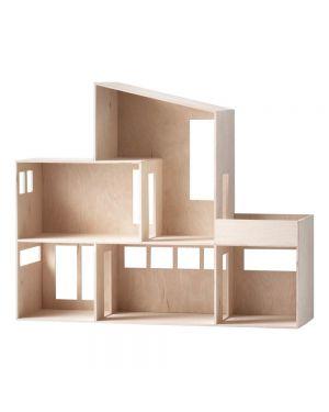 Ferm Living - Maison de poupée en bois