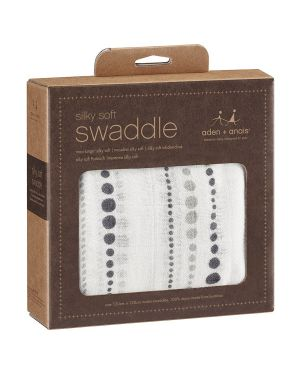 ADEN & ANAIS - Silky Soft Swaddles - Moonlight beads