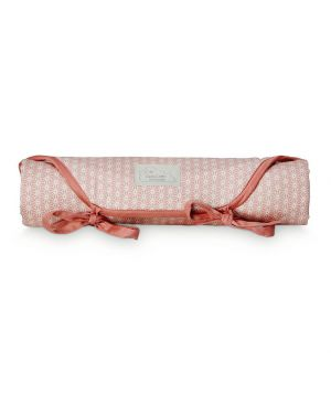 CAM CAM COPENHAGEN - Changing cushion - Sashiko blush