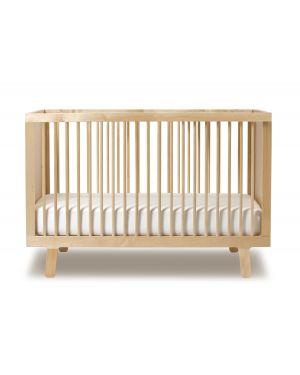 OEUF - SPARROW - Design convertible cot - Birch